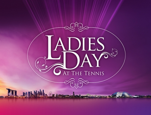 LADIESDAY  17 APRIL