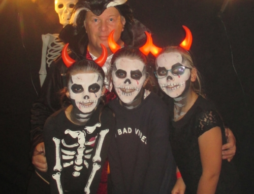 Halloween zaterdag 3 november